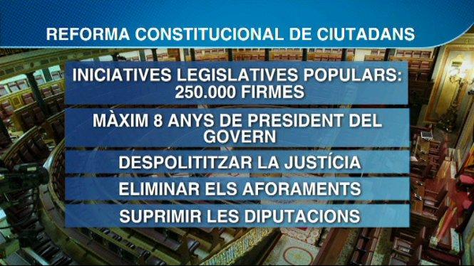 Pedro+S%C3%A1nchez+ha+acceptat+la+reforma+constitucional+que+li+ha+proposat+Ciutadans