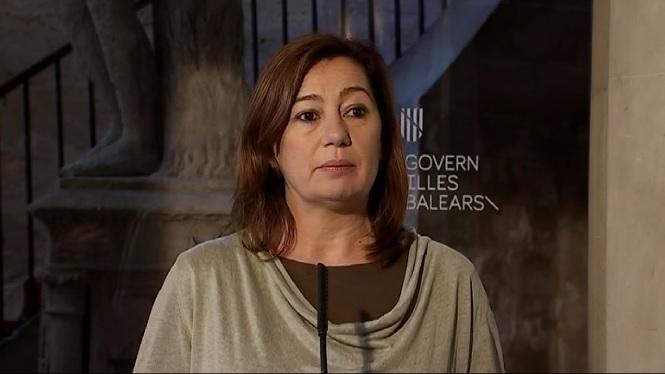 Armengol nomena a Bel Busquets vicepresidenta del Govern i consellera de Turisme