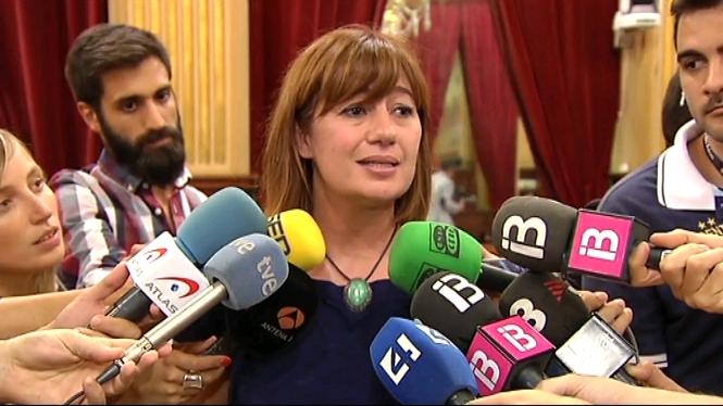 Francina+Armengol+investida+presidenta+del+Govern+balear