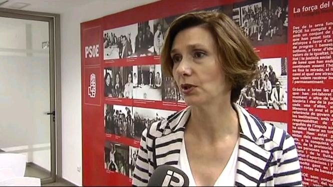 Bel+Oliver+es+reuneix+amb+les+agrupacions+locals+del+partit+PSIB-PSOE+a+Menorca