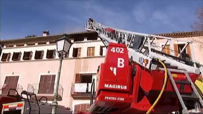Un+incendi+a+Bunyola+crema+diversos+habitatges