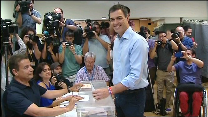 Els+candidats+nacionals+a+la+presid%C3%A8ncia+del+Govern+demanen+als+ciutadans+la+seva+participaci%C3%B3