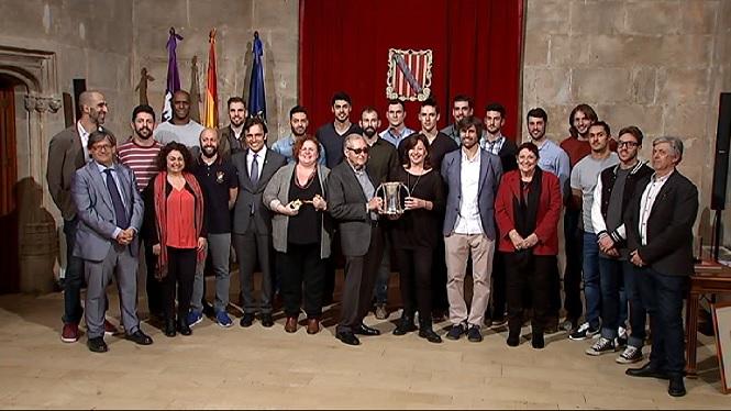 Homenatge+als+campions+de+la+Copa+del+Rei+de+voleibol