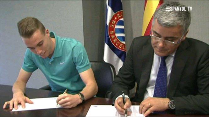 El+Mallorca+est%C3%A0+interessat+en+el+lateral+esquerre+de+l%27Espanyol+Carlos+Clerc