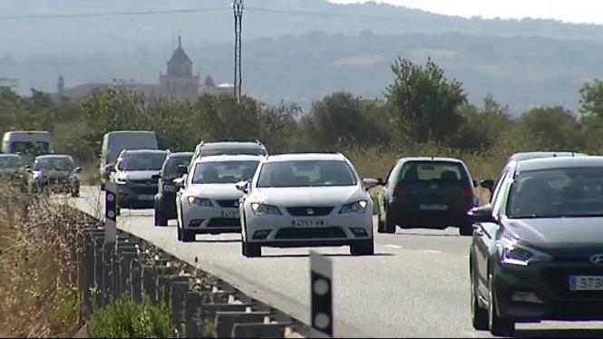 La+carretera+Campos-Llucmajor+%C3%A9s+un+dels+principals+punts+negres+de+Mallorca