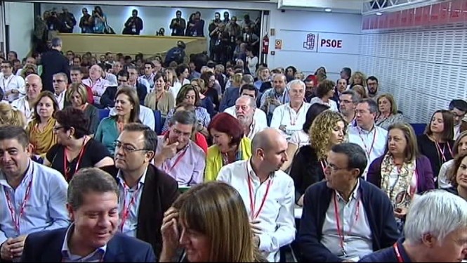 Des+de+les+10+i+mitja+del+mat%C3%AD+est%C3%A0+reunit+el+Comit%C3%A8+Federal+per+decidir+si+faciliten+o+no%2C+la+investidura+de+Mariano+Rajoy