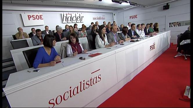 El+Comit%C3%A8+Federal+del+PSOE+decidir%C3%A0+dem%C3%A0+si+els+diputats+socialistes+han+de+votar+no+o+s%27han+d%27abstenir