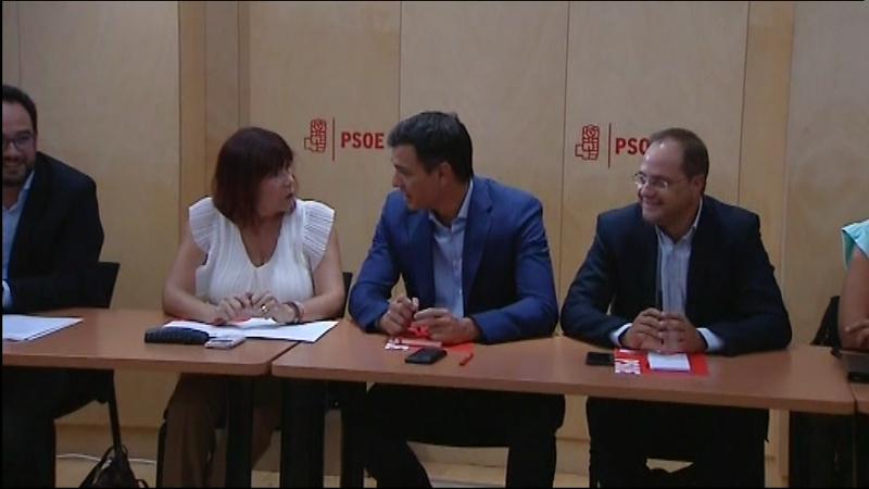 El+PSOE+ratificar%C3%A0+avui+el+seu+%E2%80%9Cno%E2%80%9D+a+la+investidura+de+Mariano+Rajoy