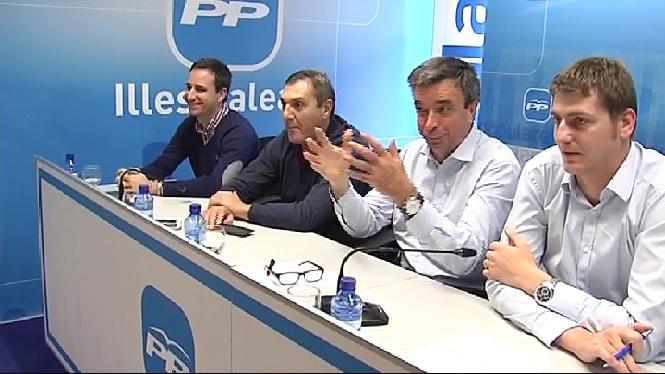 Miquel+Vidal+demana+que+el+PP+balear+se+centri+en+el+congr%C3%A9s+nacional