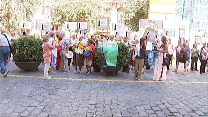 Protestes+a+la+pla%C3%A7a+de+Cort+per+sa+Feixina%2C+l%27EMT+i+es+Molinar