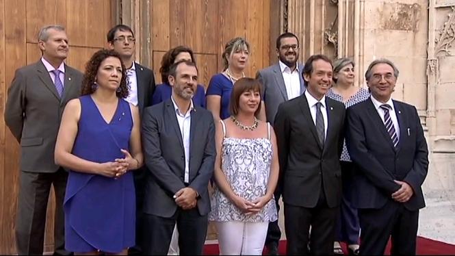 Primer+consell+de+govern+de+la+legislatura