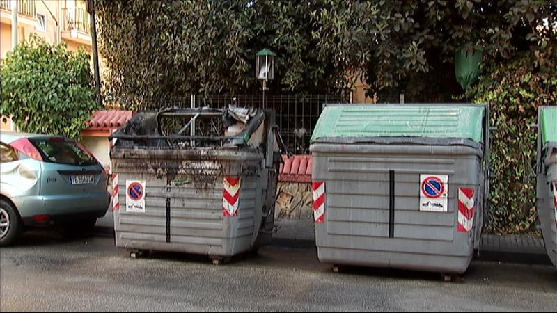 La+Policia+investiga+la+crema+de+3+contenidors+m%C3%A9s+a+Alaior