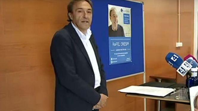 El+candidat+a+rector+de+la+UIB+Rafel+Cresp%C3%AD+apropa+la+seva+campanya+als+universitaris+amb+un+concurs+de+v%C3%ADdeos