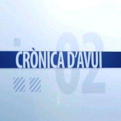 CRÒNICA D'AVUI