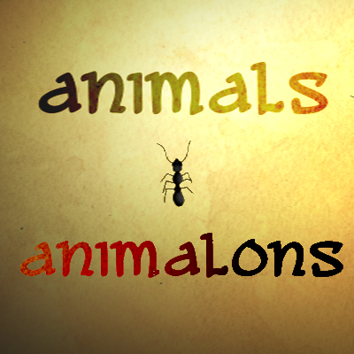 ANIMALS ANIMALONS