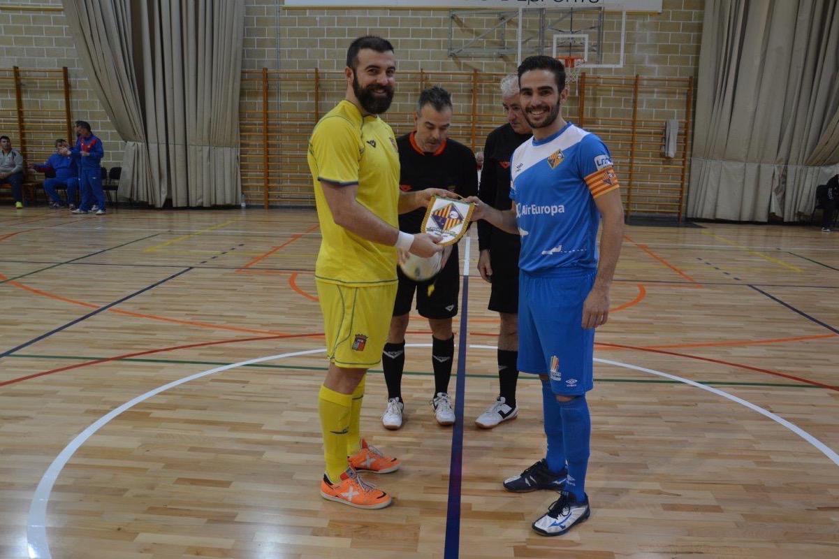 El+Palma+Futsal+torna+als+or%C3%ADgens
