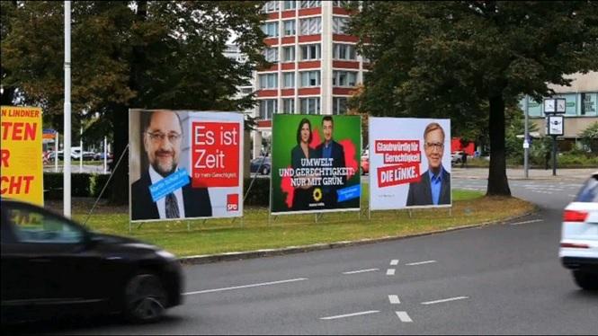 Fortes+mesures+de+seguretat+a+Alemanya+el+dia+abans+de+les+eleccions