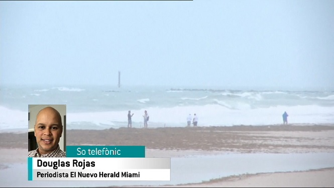 Preocupaci%C3%B3+entre+els+residents+a+Florida+per+l%27hurac%C3%A0++Irma