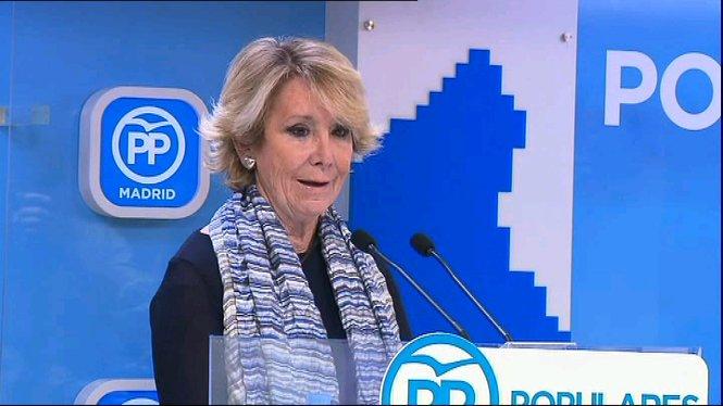 Esperanza+Aguirre+dimiteix+pels+casos+de+presumpta+corrupci%C3%B3+que+afecten+el+Partit+Popular+de+Madrid