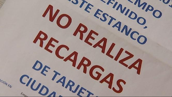 Els+estancs+deixen+de+ser+punts+de+rec%C3%A0rrega+de+la+targeta+ciutadana+de+Palma