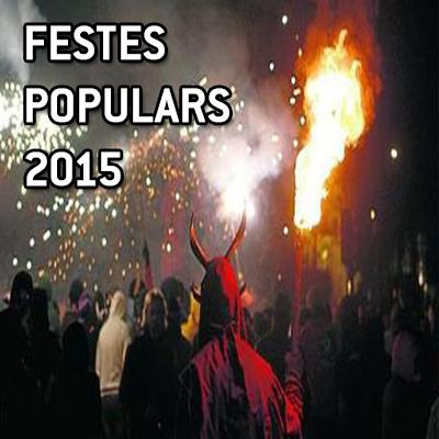 FESTES POPULARS 2015