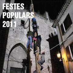 FESTES POPULARS 2011