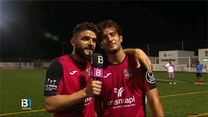 Triomf+del+Formentera+en+un+duel+d%27infant+contra+La+Hoya