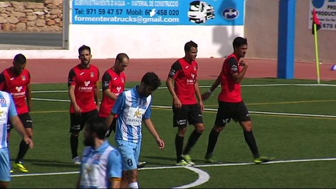 El+Formentera+se+situa+segon+a+la+Lliga+abans+de+visitar+el+Tudelano+a+la+Copa