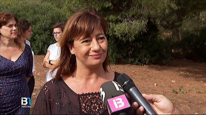 La+presidenta+Francina+Armengol+nega+una+crisi+al+si+del+Govern