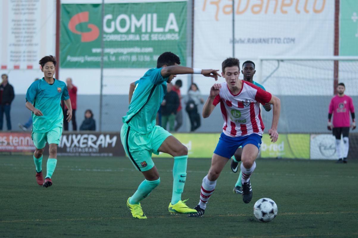 El+Manacor+juvenil+perd+davant+el+Barcelona+%280-2%29