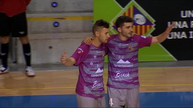 El+Palma+Futsal+goleja+el+Santiago+7-0+a+Son+Moix