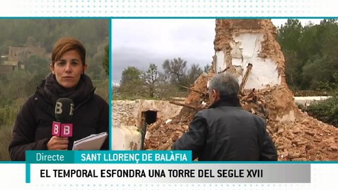 Cau+una+torre+del+segle+XVII+a+Eivissa