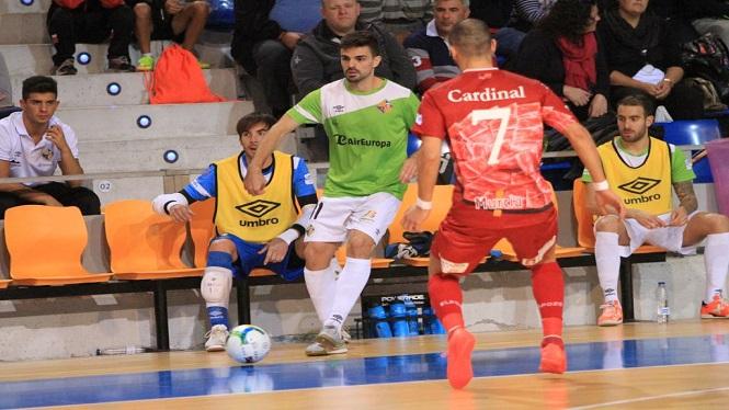 Cr%C3%B2nica+del+Palma+Futsal+%26%238211%3B+ElPozo+%281-4%29