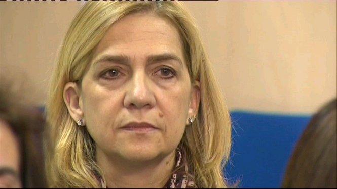 La+infanta+Cristina+ser%C3%A0+definitivament+jutjada+per+delicte+fiscal