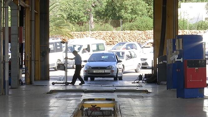 Les+estacions+de+la+Inspecci%C3%B3+T%C3%A8cnica+de+Vehicles+de+Mallorca+estan+saturades+a+causa+de+les+noves+exig%C3%A8ncies+del+Ministeri+d%27Ind%C3%BAstria