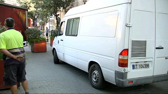 Problemes+de+tr%C3%A0nsit+per+les+jardineres+contra+atacs+terroristes+al+centre+de+Palma