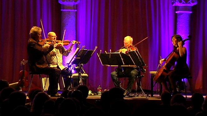 Kronos+Quartet+toca+al+Festival+de+Pollen%C3%A7a