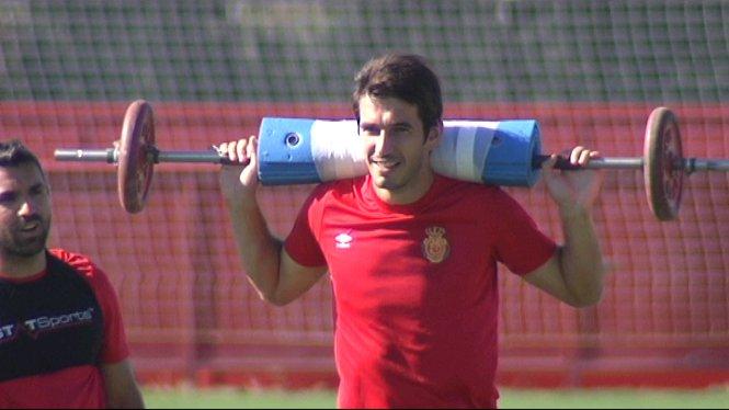 Lekic+ja+entrena+amb+el+Mallorca