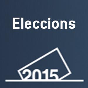 ELECCIONS 2015
