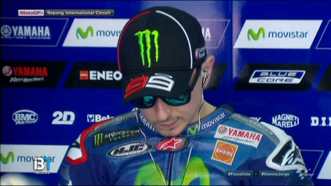 Lorenzo+sortir%C3%A0+quart+per+darrere+de+Rossi+a+Mal%C3%A0isia+en+la+lluita+per+al+t%C3%ADtol