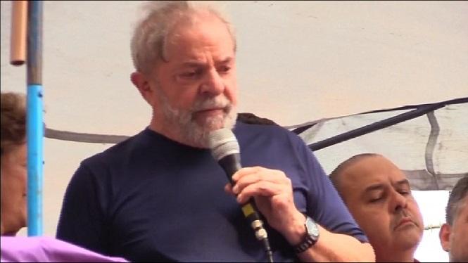 L%27expresident+brasiler+Lula+da+Silva+ingressa+a+la+pres%C3%B3