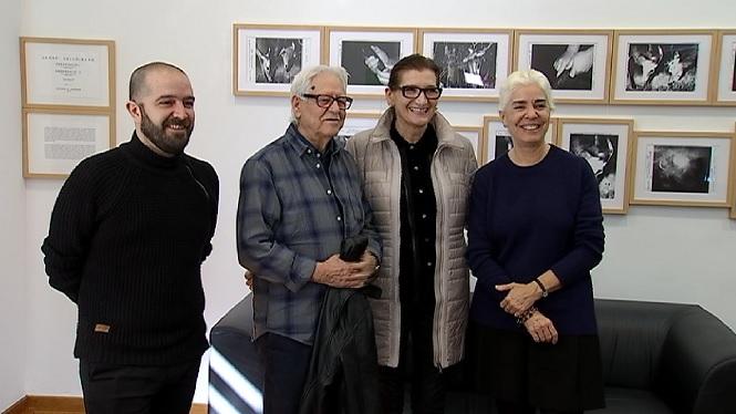 L%27artista+Josep+Vallribera+valora+la+feina+del+Museu+d%27Art+Contemporani+d%27Eivissa
