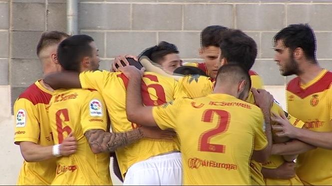 El+Mallorca+B+lidera+la+Tercera