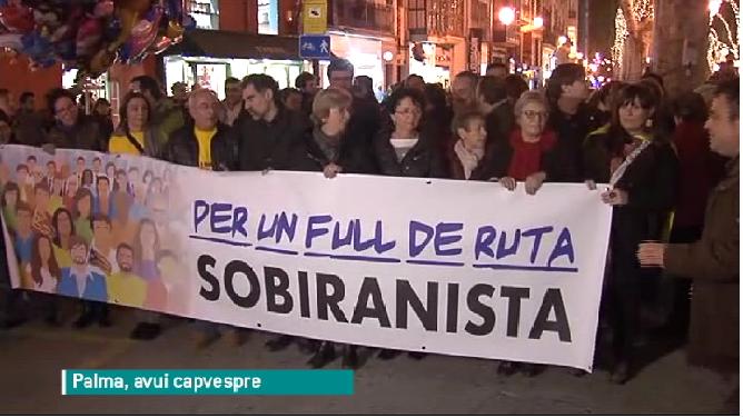 Unes+1500+persones+es+manifesten+per+la+sobirania+de+les+Illes