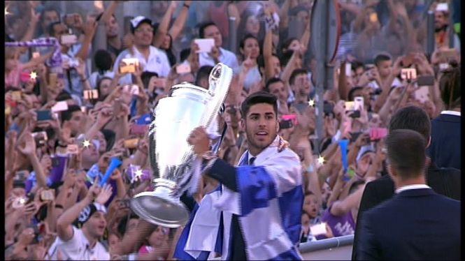 Marco+Asensio+celebra+la+seva+primera+Champions