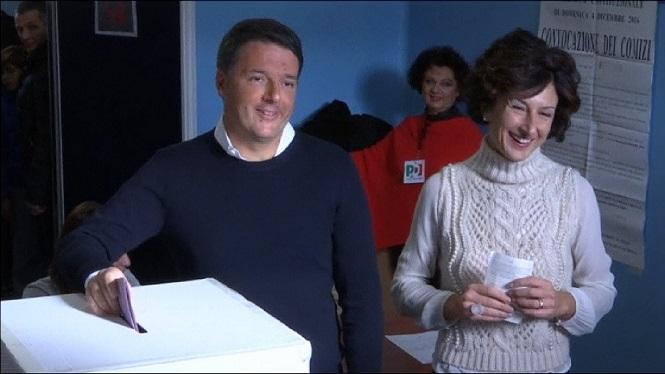 El+57+per+cent+dels+italians+han+votat+fins+a+les+7+del+capvespre