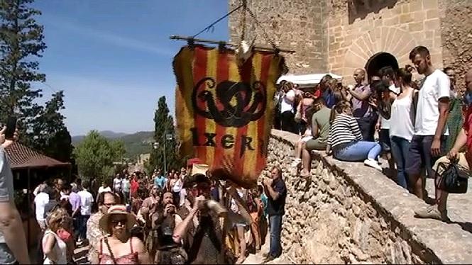 50.000+persones+han+passat+per+Capdepera+aquest+cap+de+setmana+en+el+mercat+medieval