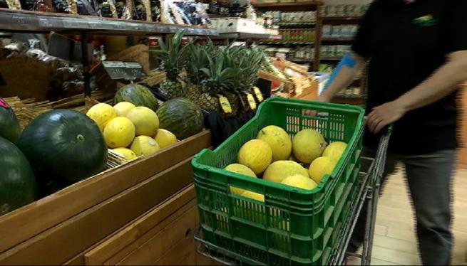 Arriben+al+mercat+els+primers+melons+eri%C3%A7ons+de+la+temporada