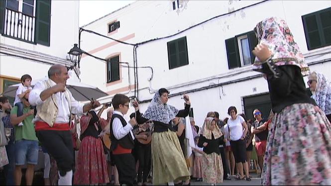 Es+Migjorn+Gran+ret+homenatge+a+la+pagesia+antiga+per+celebrar+el+dia+de+Sant+Miquel+pag%C3%A8s