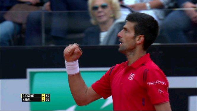Nadal+i+Djokovic+es+trobaran+dimecres%2C+per+s%C3%A8ptima+vegada%2C+a+Roland+Garros